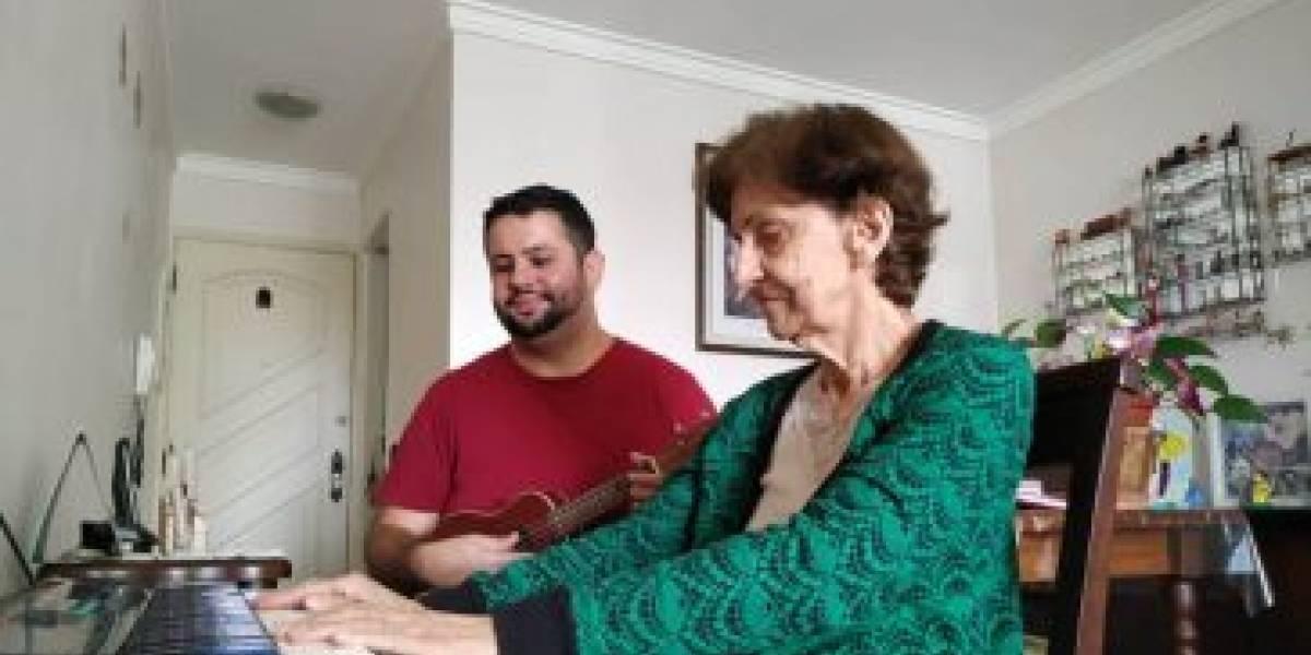 Terapia com música ao lado do cônjuge pode ajudar pacientes de Alzheimer
