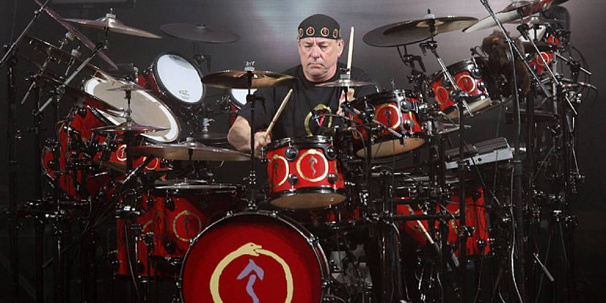Impacto en redes por la muerte de Neil Peart, baterista de Rush