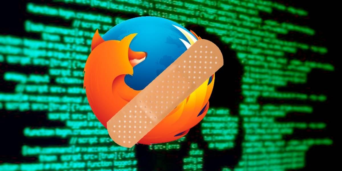Error crítico afecta la seguridad de usuarios del navegador web Firefox