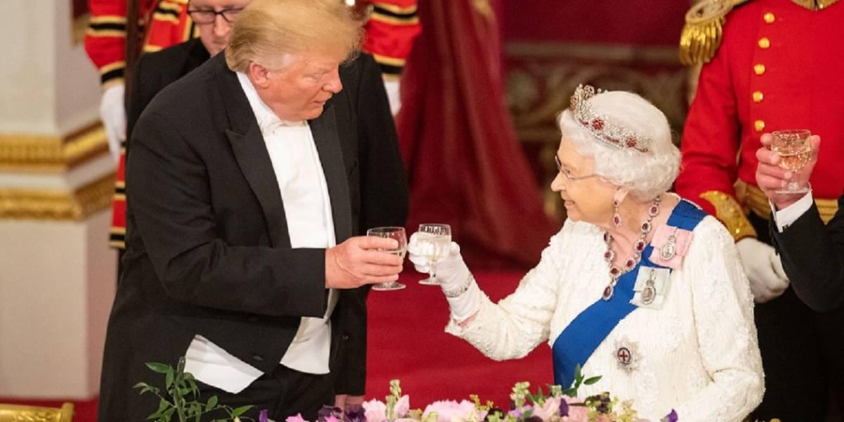 La reina Isabel II busca asistente de catering y le ofrece sueldo millonario