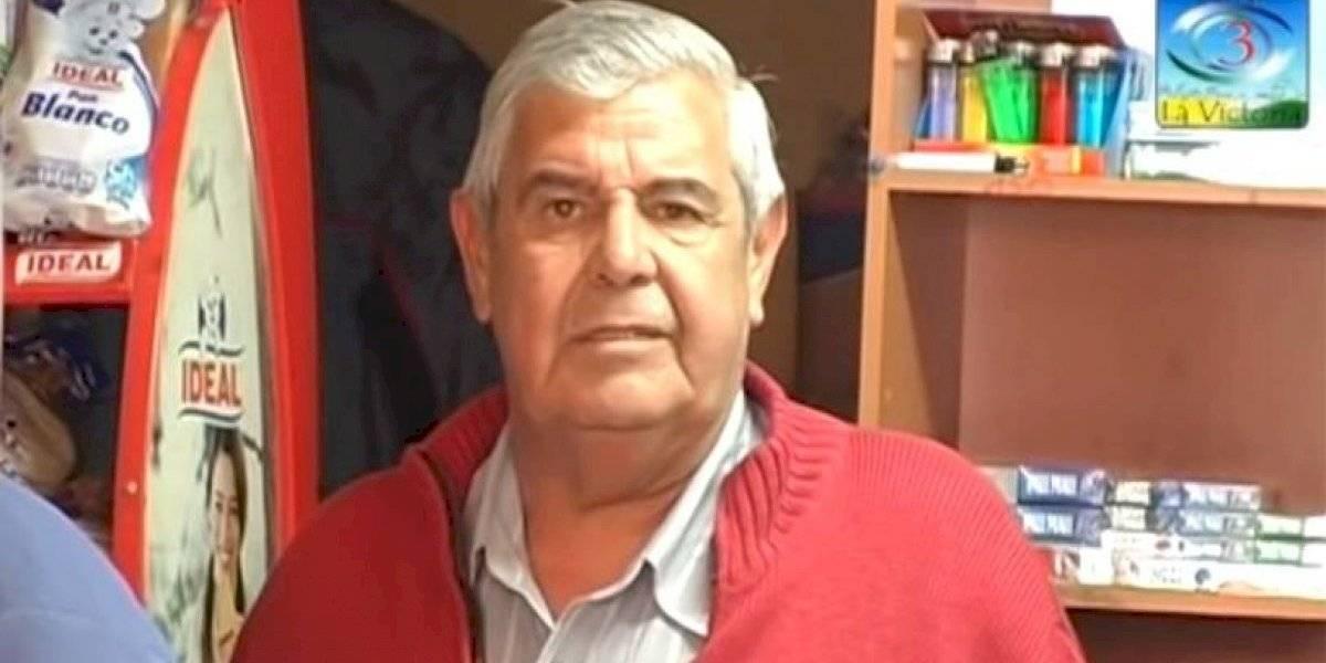 Ricardo Lawrence se entrega a Carabineros por la desaparición de Alfonso Chanfreau