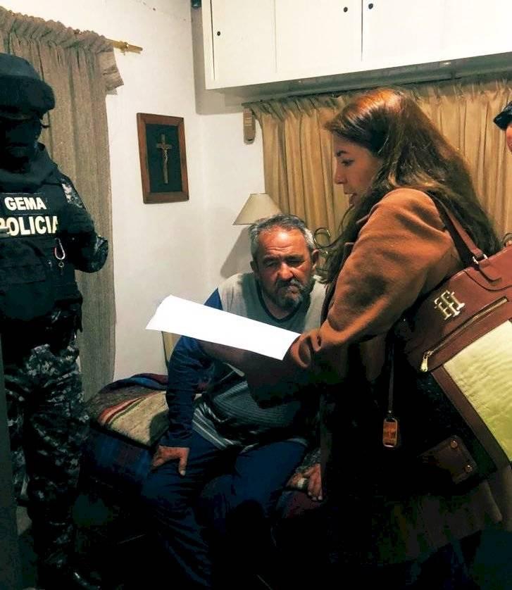 Padre de Gabriela Rivadeneira fue detenido