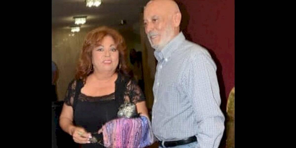 Fallece esposo de la comediante Carmen Nydia Velázquez