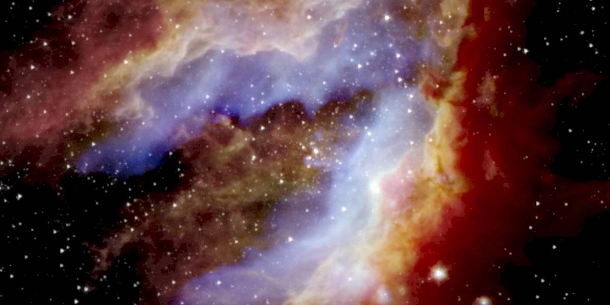 Observatório da NASA revela passado misterioso da gigantesca nebulosa dos cisnes