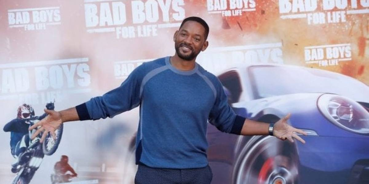 "Will Smith intenta hablar español para promocionar ""Bad Boys for Life"""
