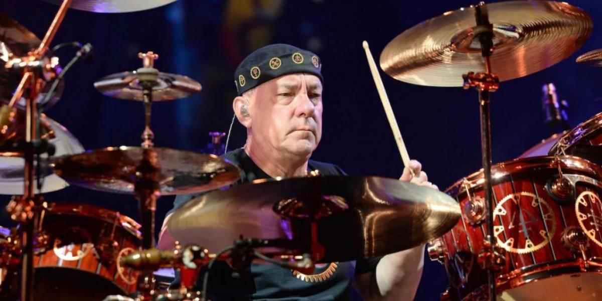 Fallece Neil Peart, baterista de Rush