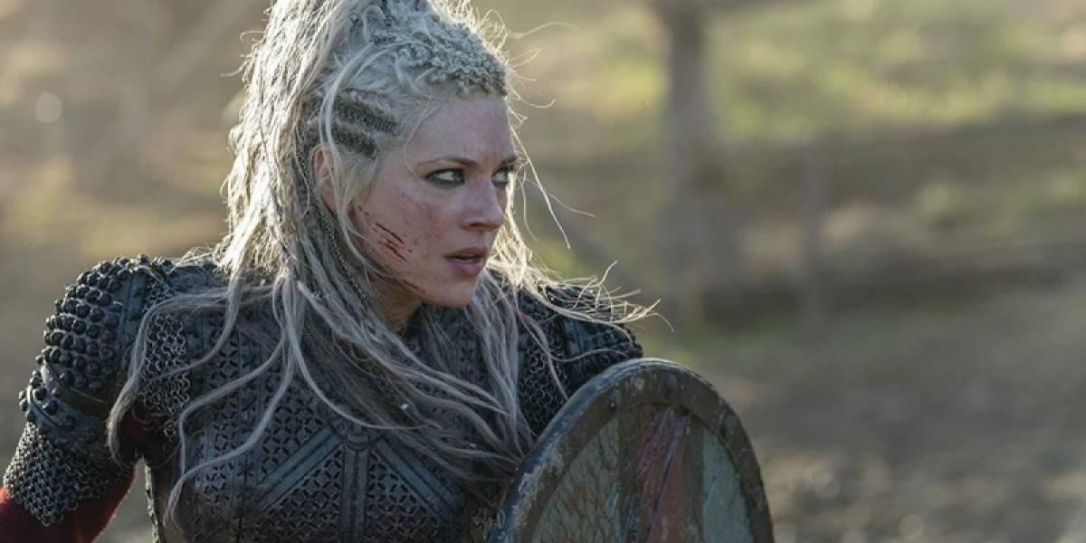¡Atención fanáticos de Vikingos! Revelan el verdadero motivo por el que Lagertha murió