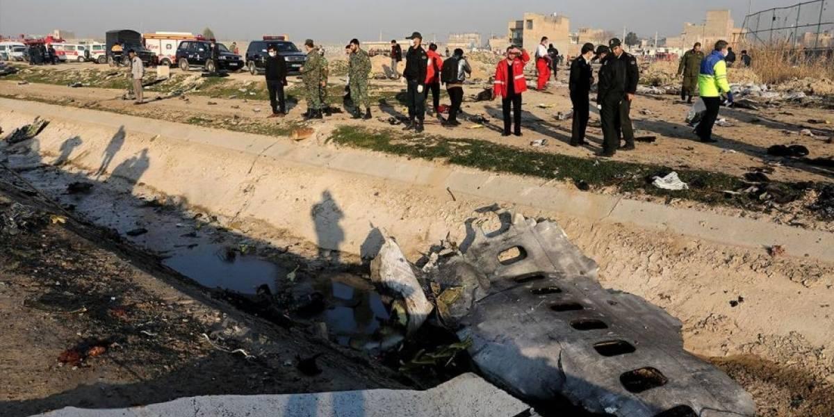 """Trágica equivocación: Irán reconoce que derribó avión ucraniano """"por error humano de un oficial"""""""