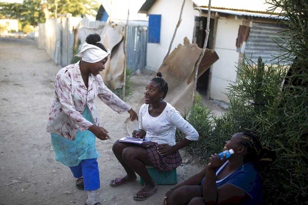 El número de muertes fue diez veces superior a la suma de las víctimas causadas por todos los desastres ocurridos en Haití desde 1963, según el PNUD.