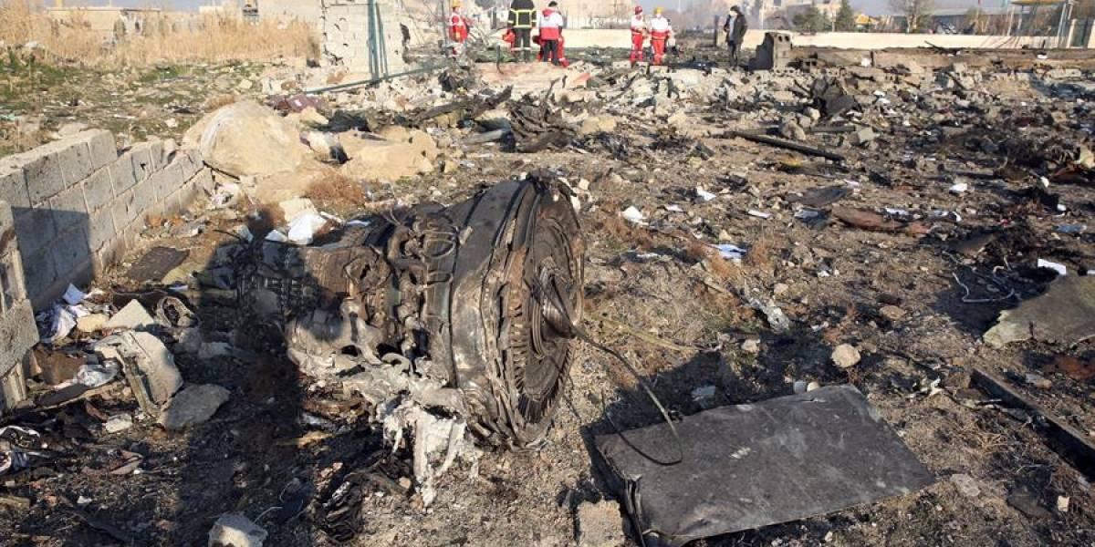 """Tras el derribo del avión ucraniano, Estados Unidos condena la """"negligencia"""" de Irán"""