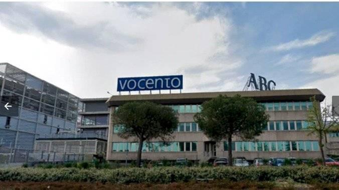 Diario ABC se grabó atraco de la Casa de Papel Internet