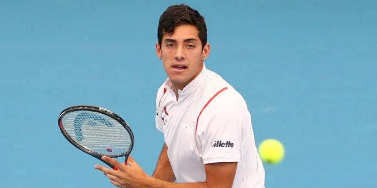 Cristian Garin enfrentará a la leyenda australiana Lleyton Hewitt en el dobles del ATP de Adelaida