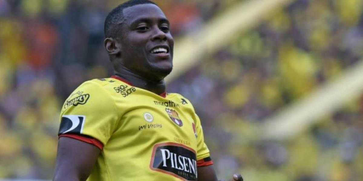 Liga de Quito pagaría una deuda de Barcelona SC para fichar a Marcos Caicedo