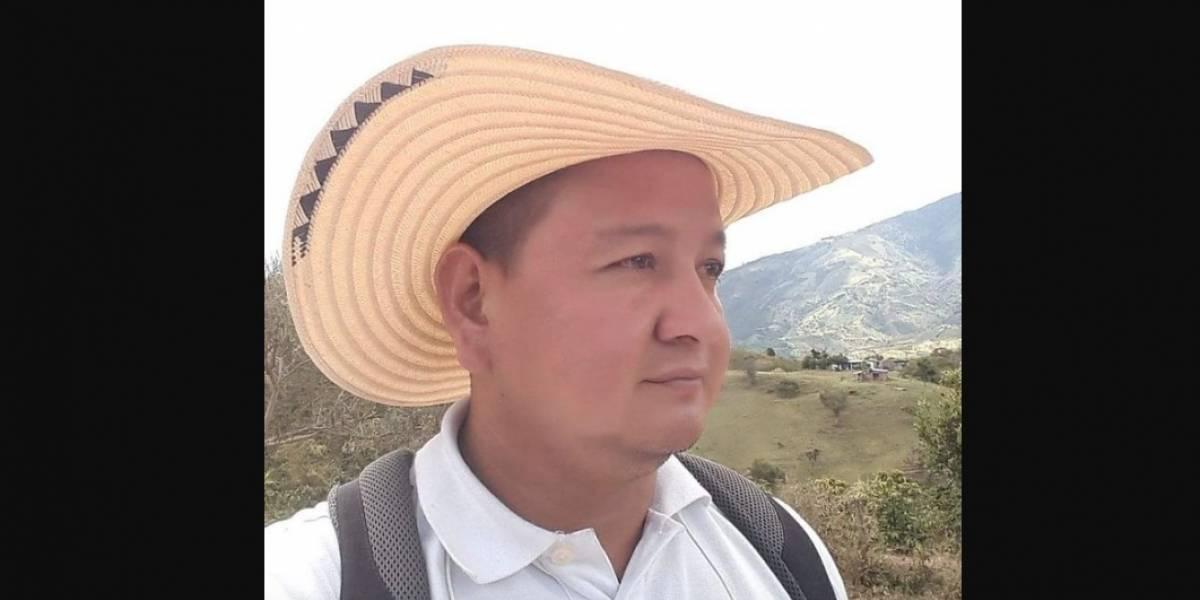 Asesinan en Algeciras - Huila al líder social John Fredy Álvarez