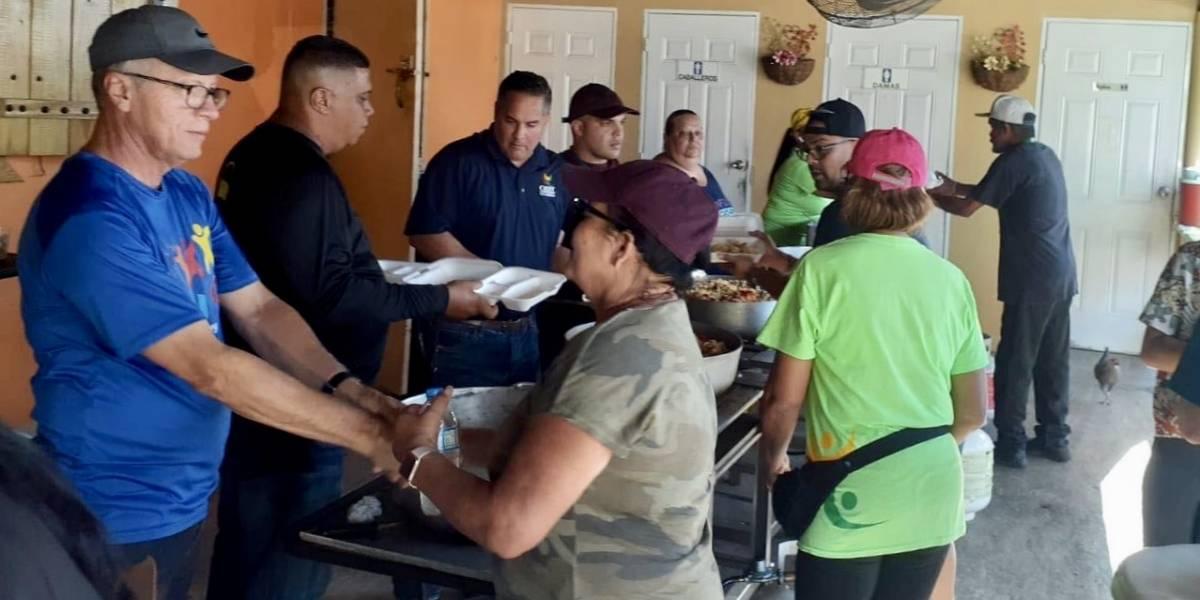 Solicitan voluntarios con experiencia culinaria para ayudar a las comunidades del sur