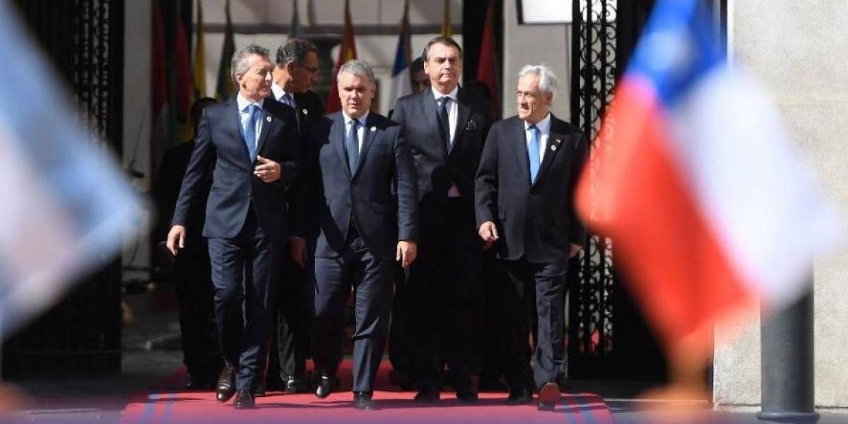 Cadem: aprobación de Piñera llegó a mínimo histórico