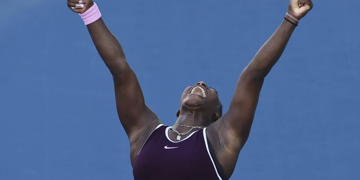 Serena Williams gana primer título en 3 años