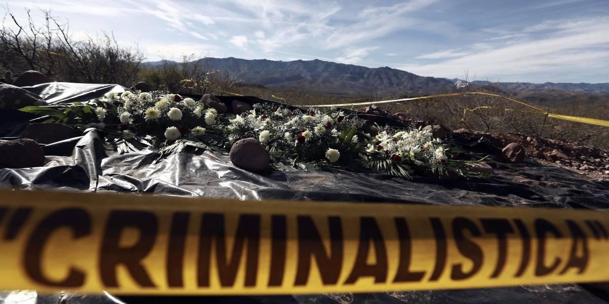 Anuncian monumento a asesinados en zona del norte de México