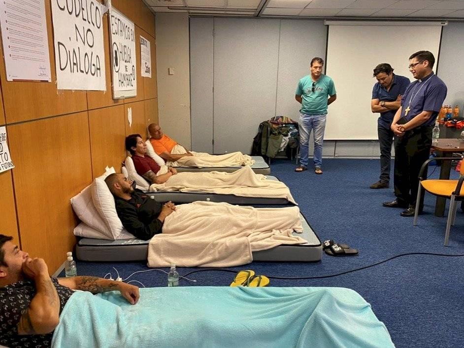 Huelga de hambre en Codelco