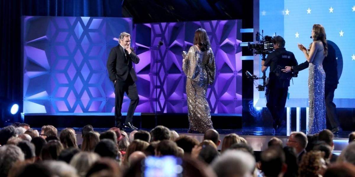 Ellos son los ganadores de los Critics Choice Awards