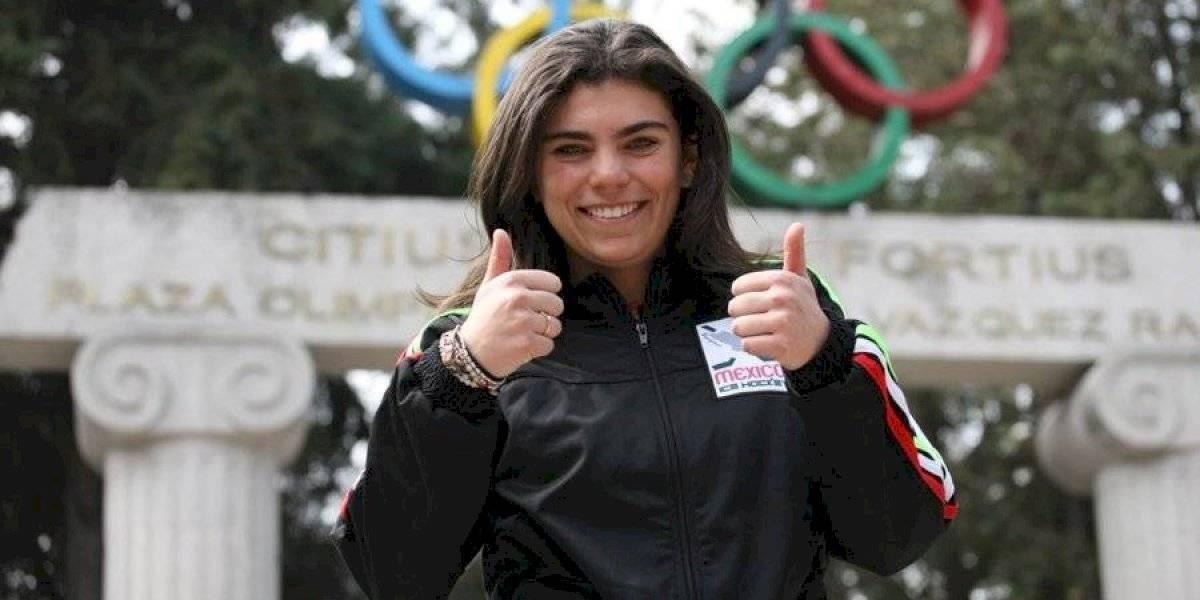 Esquiadora Daniela Payen no culminó prueba en Juegos Olímpicos de la Juventud