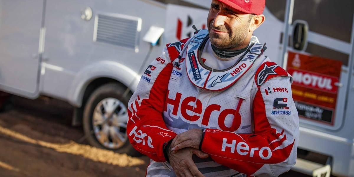 Tragedia en el Dakar 2020: El piloto Paulo Gonçalves falleció tras un fuerte accidente en Arabia Saudita