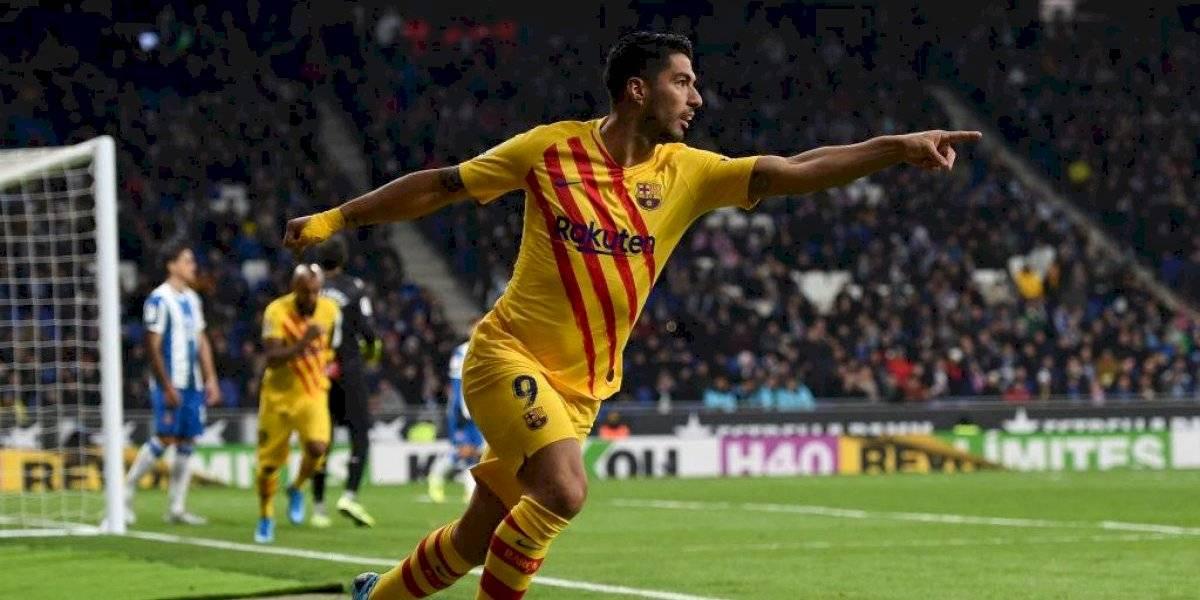 Luis Suárez estará cuatro meses de baja y queda descartado ante Chile por las Clasificatorias