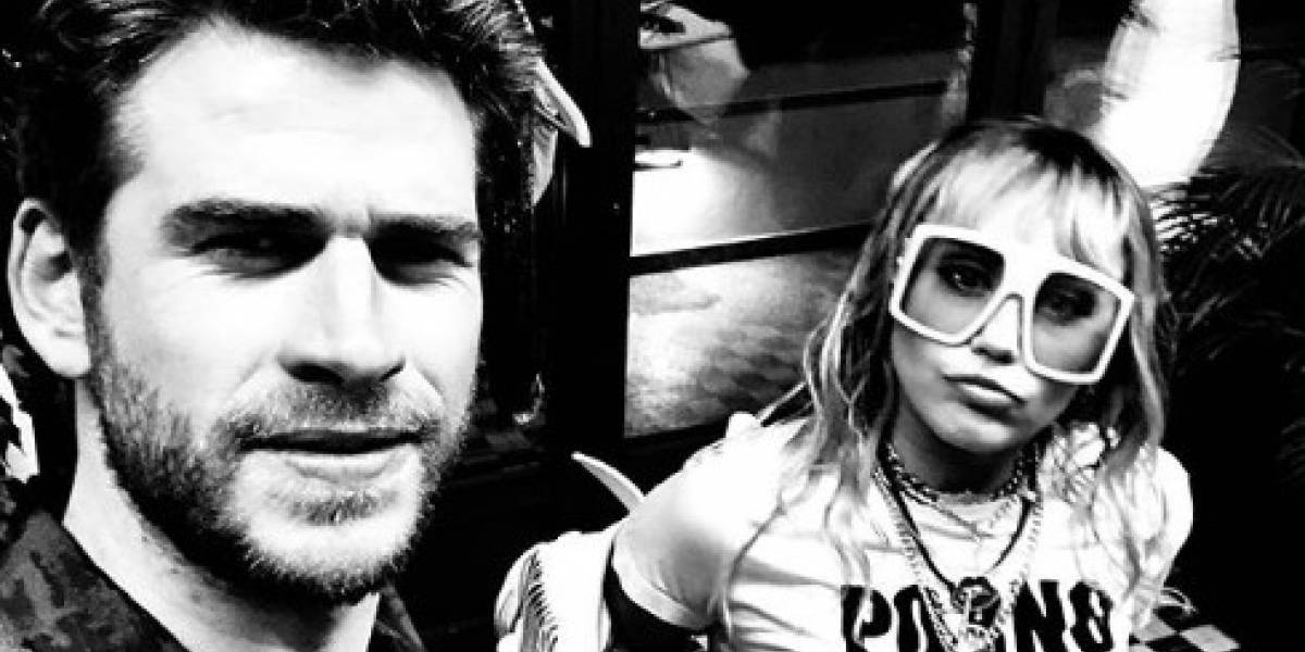 ▷ Liam Hemsworth confirma su romance con Gabriella Brooks