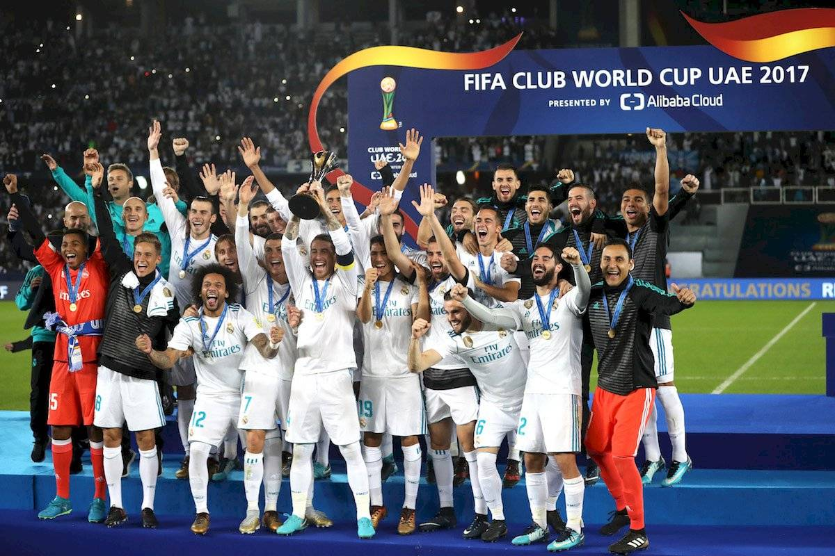 Real Madrid Mundial Clubes 2017