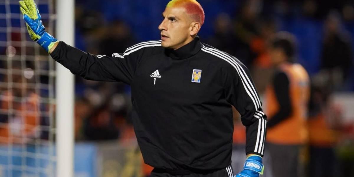 Portero argentino Nahuel Guzmán apoya la igualdad en partido de la Liga MX
