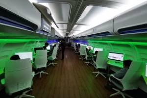 Avión-Biblioteca