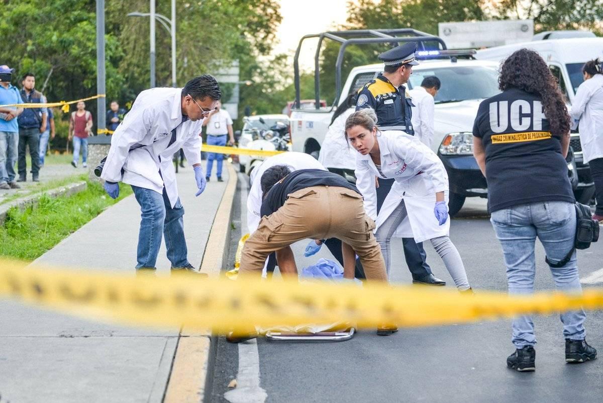 Las muertes por accidentes de tránsito se dispararon en diciembre. Cortesía @Pasotti_