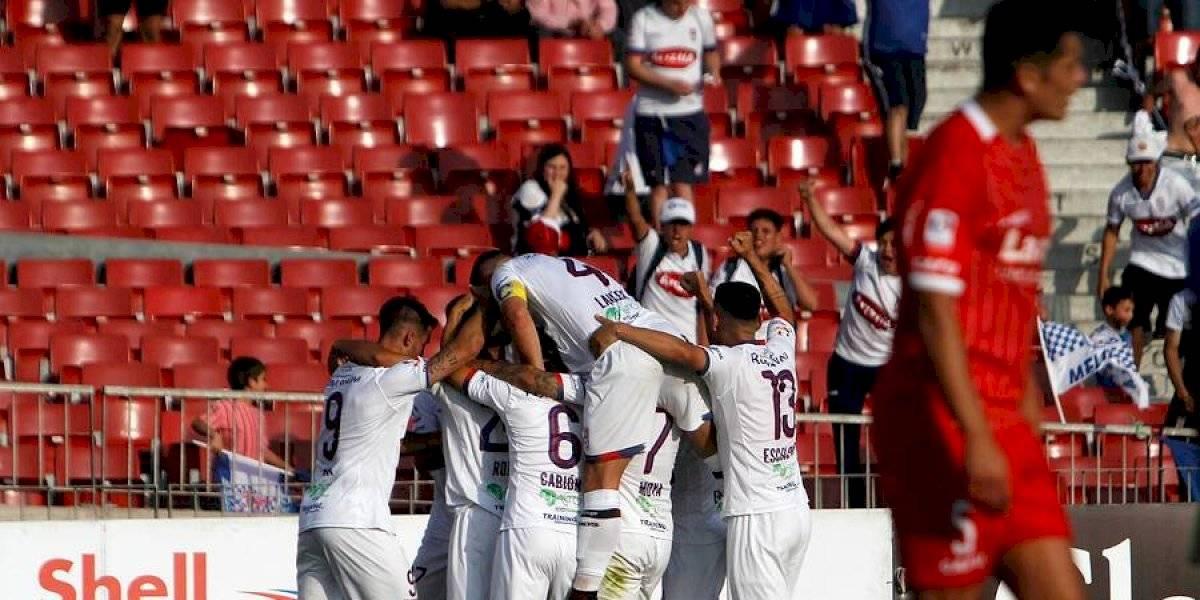 Primera B: Melipilla logró un tranquilo triunfo ante Unión San Felipe y se metió a semifinales de la liguilla del ascenso