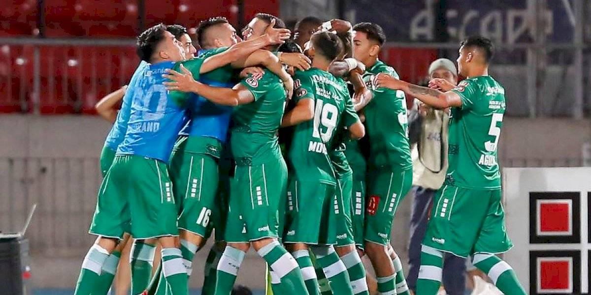 Primera B: Deportes Temuco dio el golpe venciendo a Cobreloa y se metió en semifinales de la liguilla