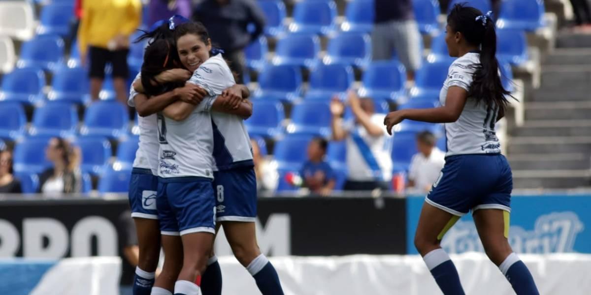 Puebla femenil rescata empate ante Querétaro