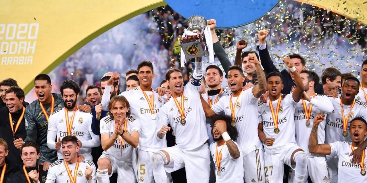 Real Madrid derrota al Atlético en una dramática tanda de penales
