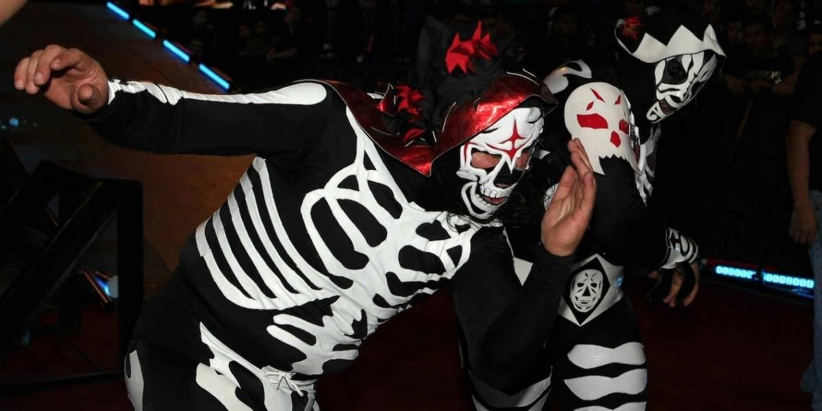 VIDEO: Las cinco mejores luchas de La Parka