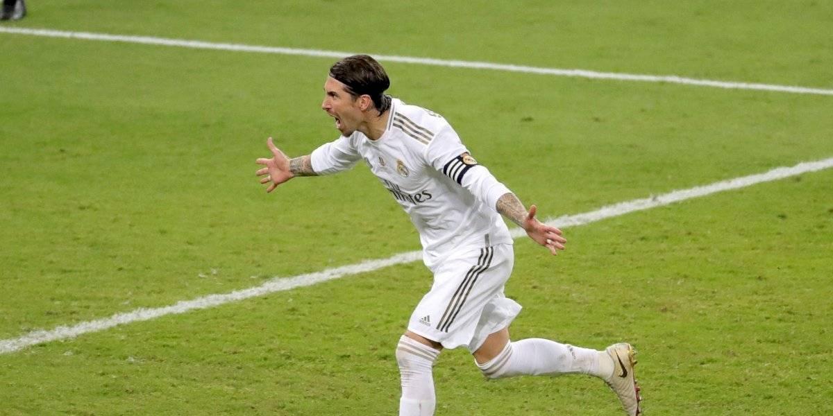 ¡Alá, Madrid! El Real, supercampeón de España en Arabia Saudita