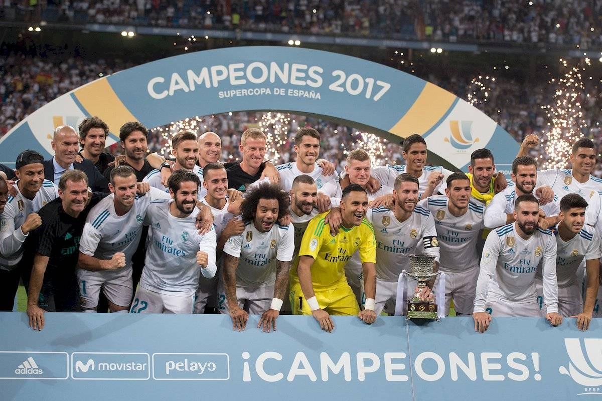 Real Madrid Supercopa España