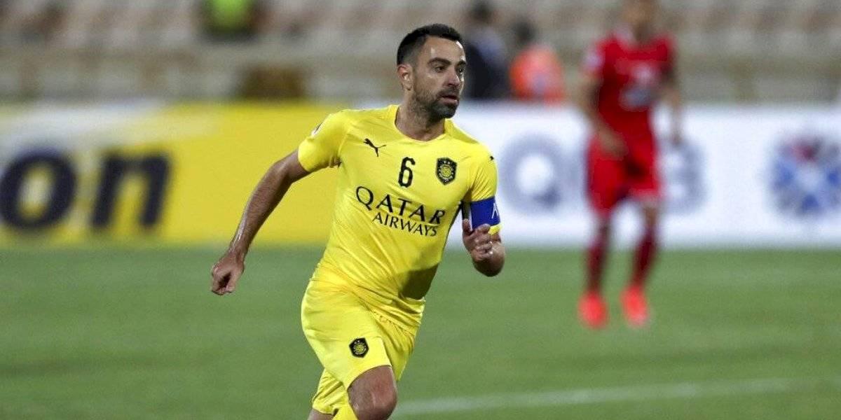 Xavi Hernández sueña con el Barça pero está enfocado en el Al-Sadd