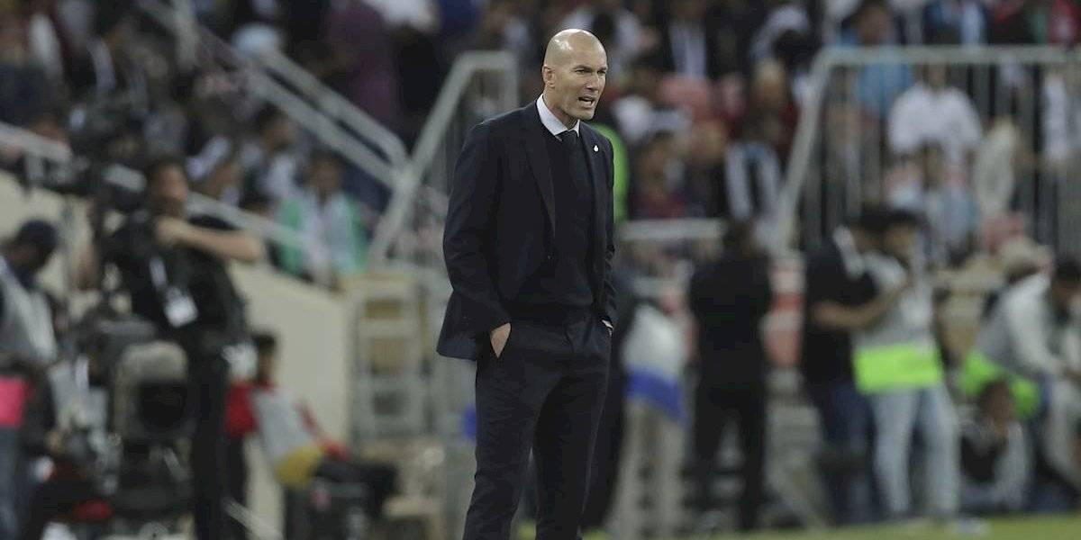 Las finales que ha ganado Zinedine Zidane como técnico del Madrid