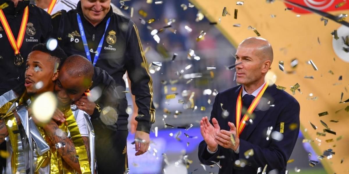 Zidane el amo y señor de las finales