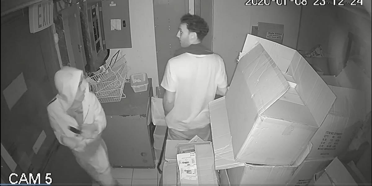 Ladrones se llevan $150 mil en efectivo de tienda en Canóvanas