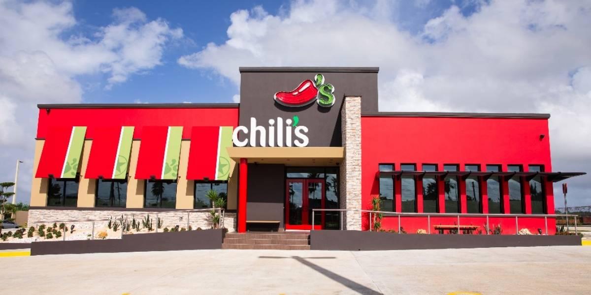 Chili's abre nuevo restaurante en Puerto Rico