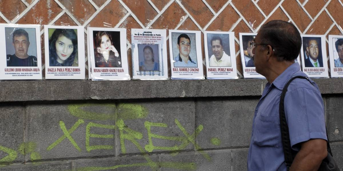 Puebla es segundo lugar con más desaparecidas
