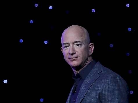 Jeff Bezos (Estados Unidos)