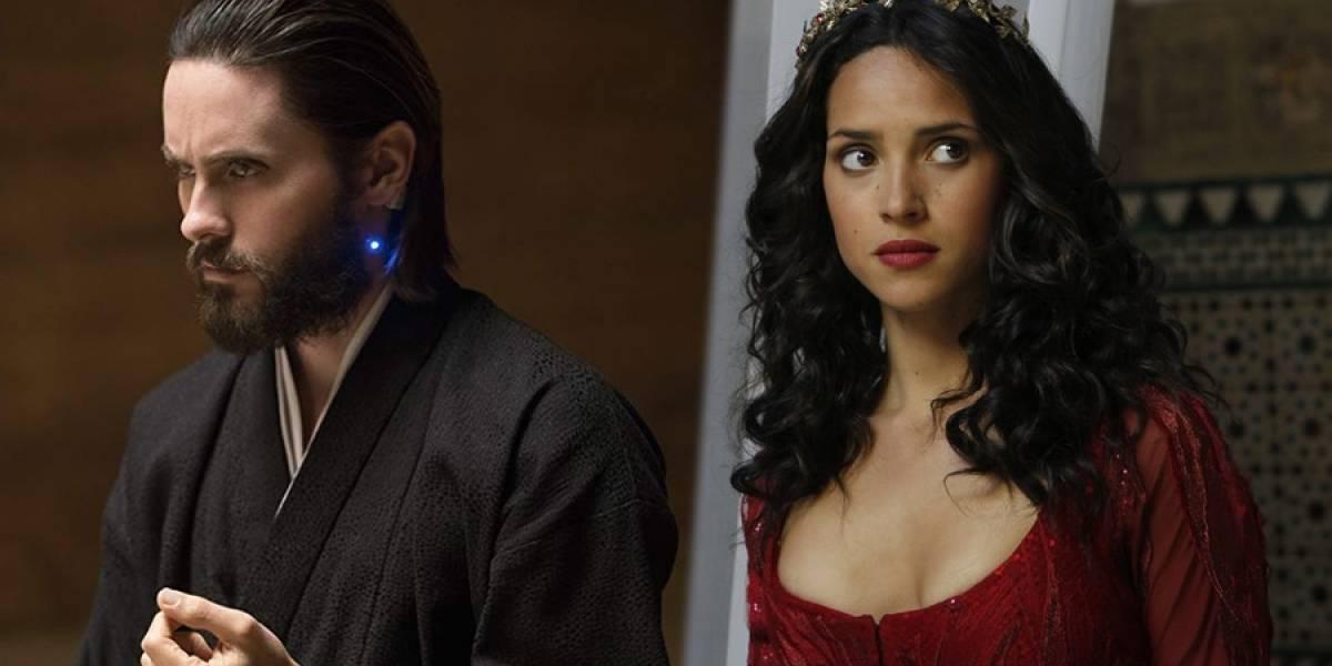 """Adria Arjona y Jared Leto sorprenden a fans con el primer trailer de """"Morbius"""""""