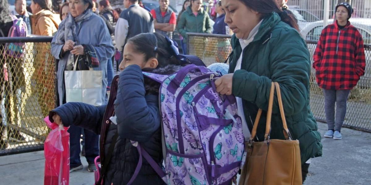 Analizan aplicar operativo mochila en escuelas de Puebla