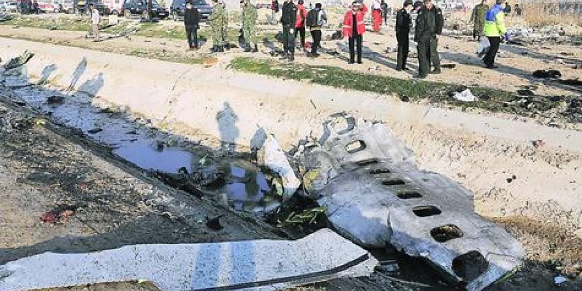 Revelan más detalles del ataque fatal y Ucrania pide compensación a Irán