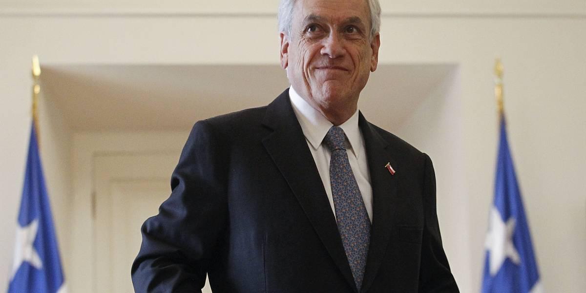Presidente Piñera valoró aprobación de ley antisaqueos en el Senado